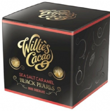 Willie's Sea Salt Caramel Pearls 150g